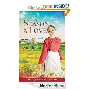 A Season of Love (Kauffman Amish Bakery Series)