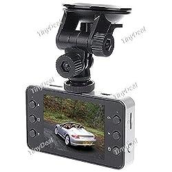 K6000 2.7 Screen 1080P FHD Car DVR Digital Video Recorder Drive Recorder Vehicle Black Box w HDMI VDV-155828
