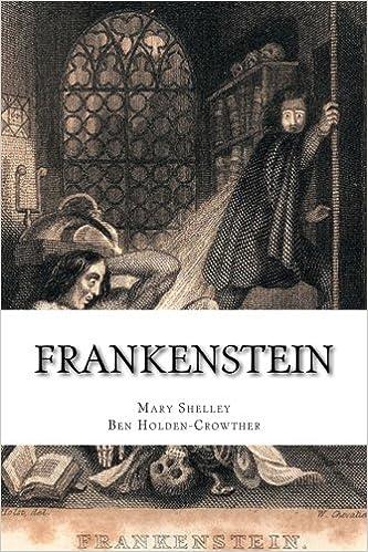 Frankenstein Book Mary Shelley