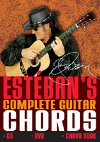 Esteban's Complete Guitar Chords (Esteban's Complete Guitar Course)