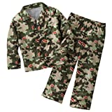 Paul Frank Boys 2-7 Camouflage Julius Sleepwear, Green, 2T Reviews