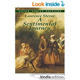 A Sentimental Journey (Dover Thrift Editions)