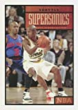 Image of The Story of the Seattle Supersonics (The NBA: a History of Hoops)