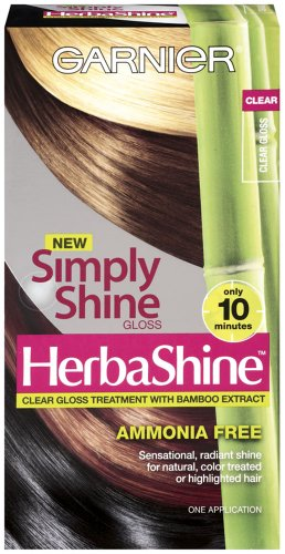 Garnier HerbaShine traitement transparent brillant