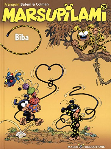 Marsupilami (28) : Biba