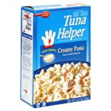 Tuna Helper, Creamy Pasta, 8.25-Ounce Boxes (Pack of 12) ~ Betty Crocker Dry Meals