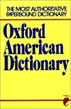 Oxford American Dictionary (0380510529) by Ehrlich, Eugene