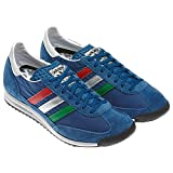 Adidas - Sl 72 Mens Shoes In Loneblue/Fairway/Light Scarlet, Size: 8.5 D(M) US Mens, Color: Loneblue/Fairway/Light Scarlet