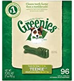 Greenies 27-Ounce Canister Teenie 96 Count
