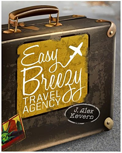 Easy Breezy Travel Agency Card Game - 1