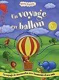 echange, troc Editions Marée Haute - Un voyage en ballon