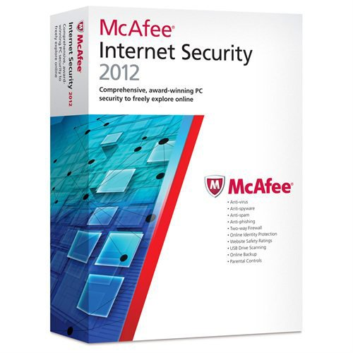 McAfee Dual Protection Internet Security for Mac and Windows