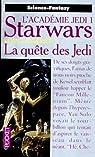 Star Wars, tome 16 : La quête des Jedi (L'Académie Jedi 1)