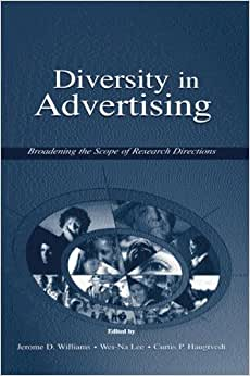 Diversity In Advertising: Broadening The Scope Of Research Directions