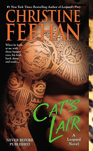 Christine Feehan - Cat's Lair (Leopard)