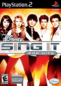 Disney Sing It: Pop Hits - PlayStation 2