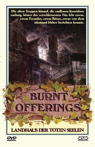 Landhaus der toten Seelen - Burnt Offerings - auf 250 Stück limitierte Hartbox B