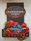 Survivor TV Show Buffs ~ Cook Islands Red Aitu Tribe Buff