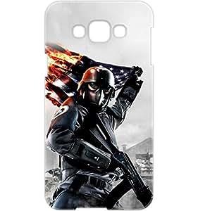a AND b Designer Printed Mobile Back Cover / Back Case For Samsung Galaxy E7 (SG_E7_3D_2111)