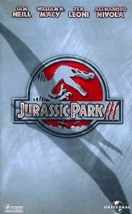 Jurassic Park 3 [VHS]