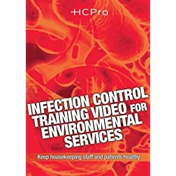 Infection Control Training Video for Environmental Services