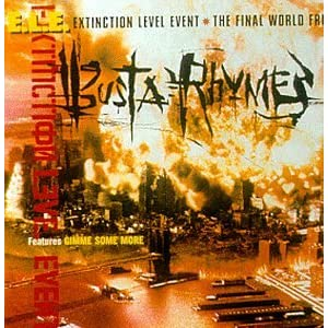 Busta Rhymes Extinction Level Event