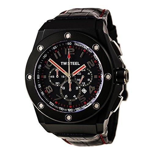 TW CE4009 Steel Grandeur Tech 48 - Reloj cronógrafo para hombre (48mm)
