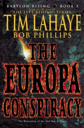 The Europa Conspiracy (Babylon Rising)