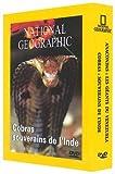 echange, troc Coffret National Geographic 2 DVD : Anacondas, les géants du Vénézuela / Cobras, souverains de l'Inde