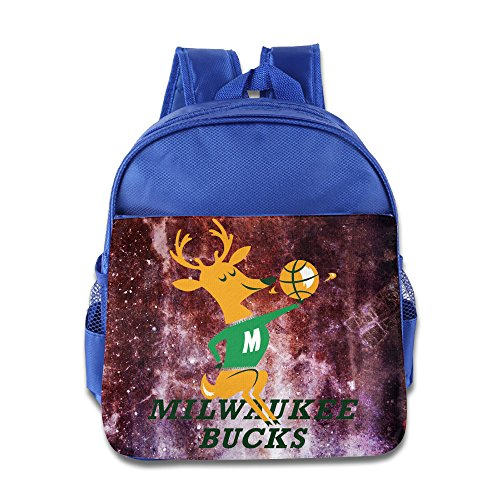 ^GinaR^ Milwaukee NBA Bucks Cool Backpack