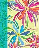 Funky-Flora-Mini-Address-Book