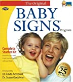 img - for Baby Signs Complete Starter Kit: Everything You Need to Get Started Signing With Your Baby book / textbook / text book