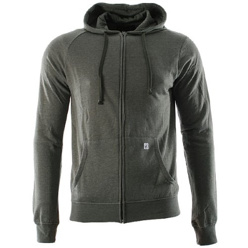 Volcom Men's Timemachine Hoodie - Black (M)