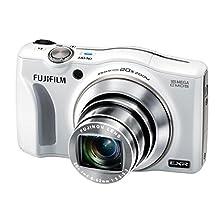 Fujifilm F850EXR 16MP CMOS Camera with 20x Optical Zoom, 3-Inch LCD, White