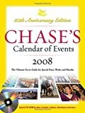Chases Calendar of Events 2008 w/CD-Rom
