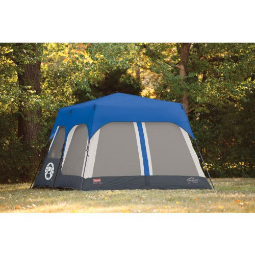 Coleman-Accy-Rainfly-Instant-8-Person-Tent-Accessory-  sc 1 st  Online C&ing Supplies & Coleman Accy Rainfly Instant 8 Person Tent Accessory Blue 14×10 ...