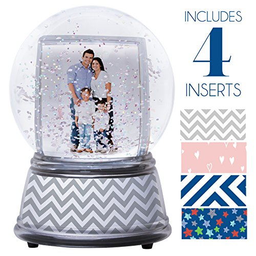 Create Your Own Photo Snow Globe (Snowglobe Photo Insert compare prices)