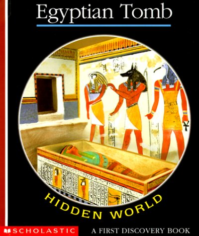Egyptian Tomb: Hidden World back-944303