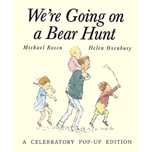 We're Going on a Bear Hunt: A Celebratory Pop-up Edition