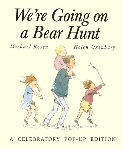 We'Re Going on a Bear Hunt Pop-Up