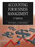 Accounting for Business Management (1861521081) by Fleming, Iain