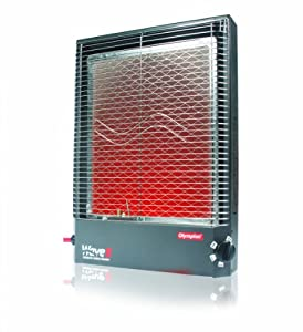 Camco 57351 Olympian Wave 8 LP Gas Catalytic Heater