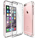 iPhone 7 Case, [Fusion] Crystal Clear Back TPU Gel Case [Drop Protection/Shock Absorption Technology] For Apple iPhone 7 CASE