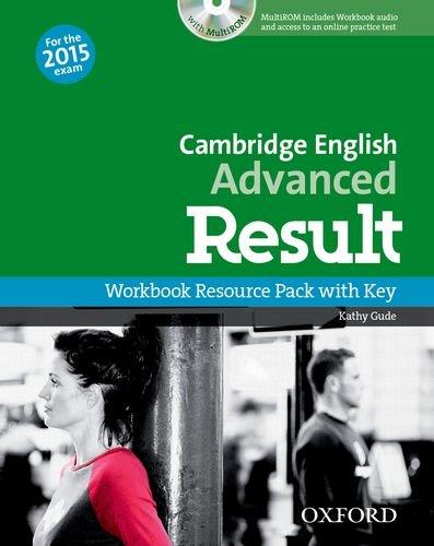 Cambridge English: Advanced Result: Workbook Resource Pack with Key (Advanced Result Workbook compare prices)