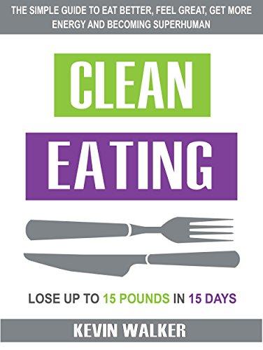 Clean Eating by Kevin Walker ebook deal