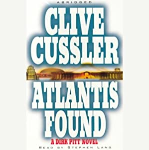 Atlantis Found | [Clive Cussler]