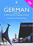 img - for German a Complete Language Course on Cd-Rom (Colloquials) book / textbook / text book