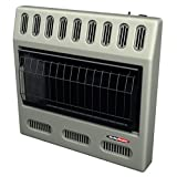 Reddy Heater 30,000 BTU Natural Gas Convection Heater#GN30TA