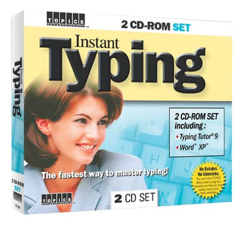 Instant Typing (Jewel Case)