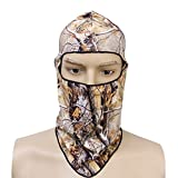 Outdoor Cycling Climbing Fishing Full Face Head Hood Cover Camouflage